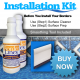 For New Installation Cleaning Kit
