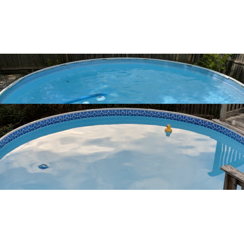 Meadow blue 80 80 feet do it yourself classic 6in meadow blue pattern borderlines pool makeover kit solutioingenieria Gallery