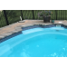 Do-It-Yourself Designer 9in Mardi Gras Pattern 80ft Borderlines Pool Makeover Kit