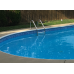 Do-It-Yourself Designer 9in Crystal Blue Pattern 80ft Borderlines Pool Makeover Kit